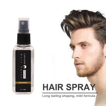 Potężny Spray do włosów stylizacja włosów Spray do włosów w proszku zwiększ objętość włosów Spray stylizacja włosów żel do stylizacji włosów Spray do włosów TSLM5 tanie i dobre opinie ELECOOL CN (pochodzenie) 30ml Styling hair spray Support Wholesale Support Retail for hair styling daily use stage hairstyle use