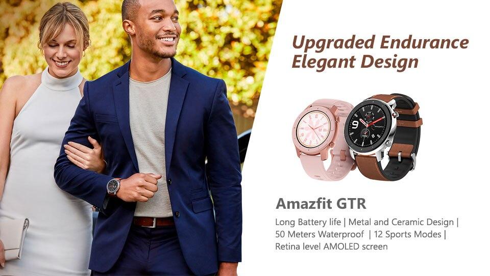 Amazfit GTR Smartwatch_01