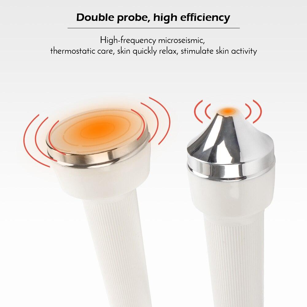 Profesjonalny ultradźwiękowy kobiet pielęgnacja skóry wybielanie usuwanie piegów wysokiej częstotliwości podnoszenia skóry Anti-Aging piękno urządzenie do pielęgnacji twarzy