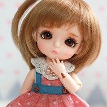 Envío Gratis muñeca BJD SD 1/8 haru un regalo de cumpleaños de alta calidad articulado juguetes regalo Dolly modelo desnudo colección