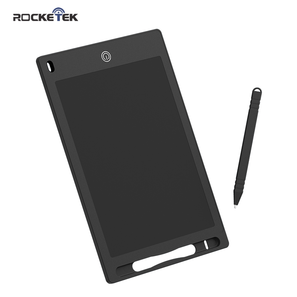 Rocketek LCD Writing Tablet 8.5 Inch Digital Drawing Electronic Handwriting Pad Message Graphics Board Kids Writing Board