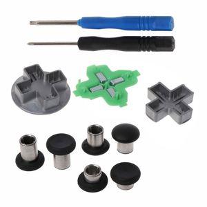 Image 4 - スワップ親指アナログスティックグリップスティックd パッドバンパーtriggerボタンの交換パーツxbox oneエリートコントローラ