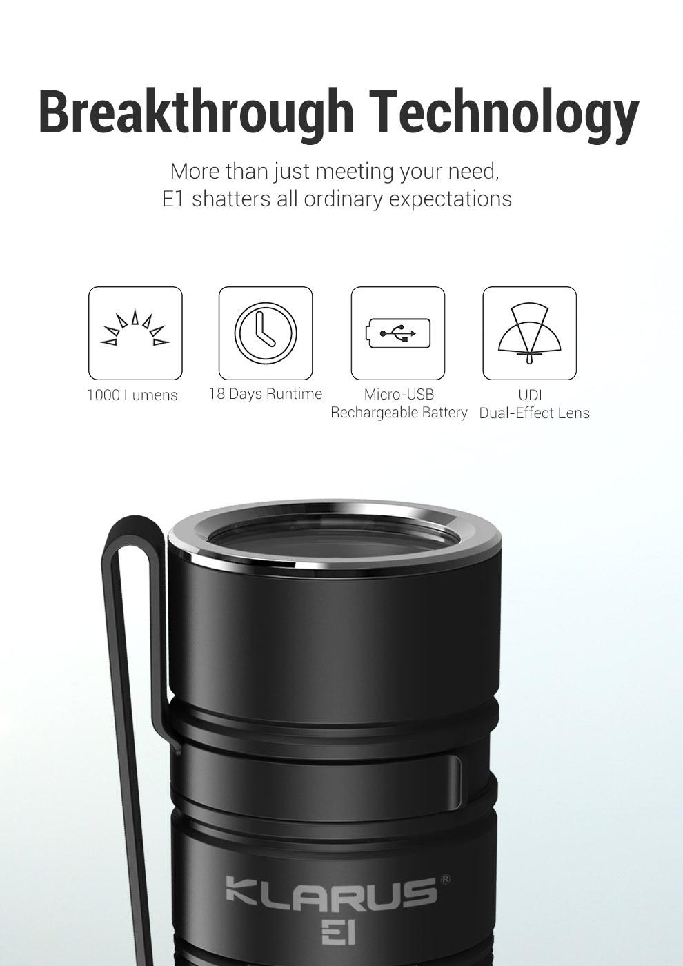 Lanterna de bolso, mini, led, recarregável, com