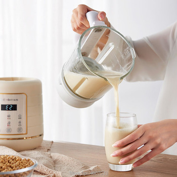 Household blender automatic multifunctional soy milk baby food supplement ice smoothies food mixer juicer food fruit processor 5
