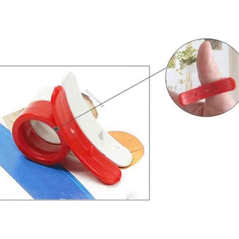 1 szt. Gadżety kuchenne narzędzia kuchenne obieraczka Parer typ palca otwarte pomarańczowe urządzenie do obierania pomarańczy