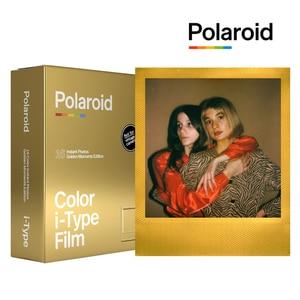 Image 5 - Новая Подлинная пленка Polaroid Originals Instant I type цвета и черно белого цвета для камеры Onestep2VF Instax