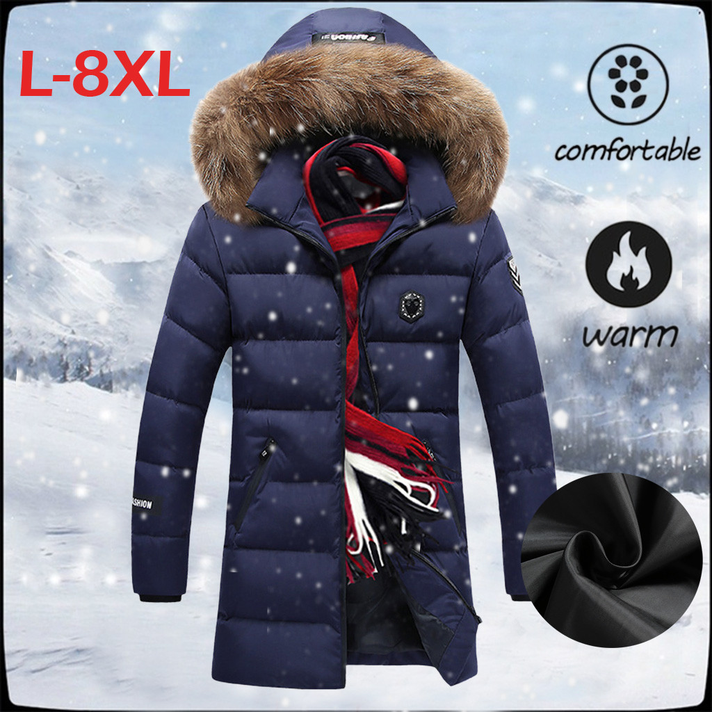 Coat Men Shell-Jacket Hooded-Softshell Winter Waterproof for And Doudoune Homme Hiver title=