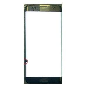 Image 3 - Pantalla lcd Original AMOLED de 5,5 pulgadas para Samsung Galaxy S7 edge, G935U, G935F, pantalla táctil, digitalizador con punto negro y línea