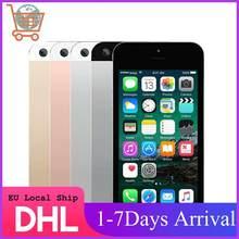 Lokalen Versand Apple iPhone SE A1723 Fingerprint Dual-core 4G LTE Smartphone 2GB RAM 16/32/64GB ROM Touch ID IOS Handy