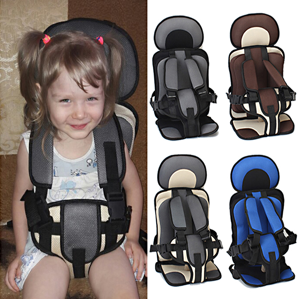 Baby Seat Chair For Children Kids Seat Mattress Pad Toddler Portable Baby Sitting Sofa Cushion Up To 12 Years Old Sponge Cushion