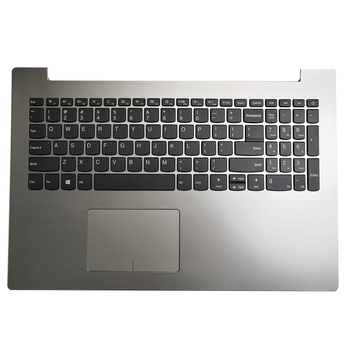 NEW Laptop Palmrest US Keyboard Touchpad For Lenovo ideapad 320-15 320-15IKB 320-15IAP 320-15ISK 320-15AST 330-15 330-15ICN
