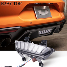 Car Rear Bumper Parts Reserve Lamp Tail Light For Mustang 2015 2018
