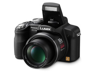 USED,Panasonic FZ28 10.7 MP Digital Camera with 18x Optical zoom and 2.7 inch LCD Black