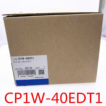 1 year warranty New original  In box   CP1W-40EDT    CP1W-40EDT1