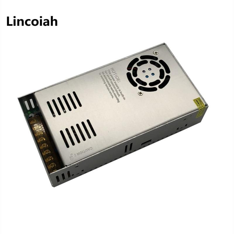 Single Output Switching Power Supply 600W 24V 25A Driver Transformers AC110V 220V TO DC24V SMPS for Led Lamp CCTV 3D Printer