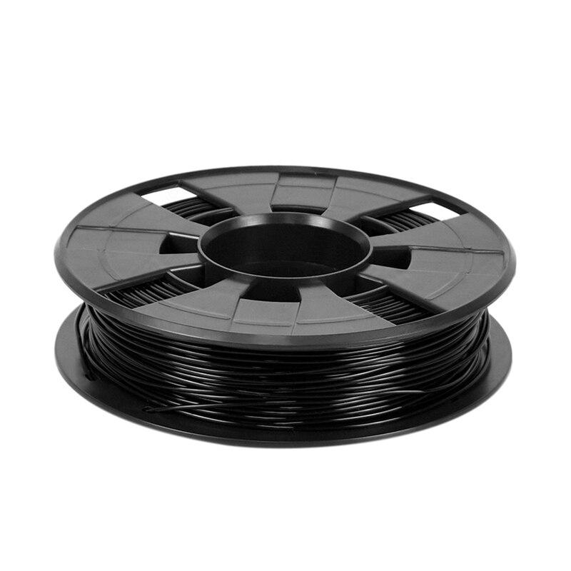 Abs filamento da impressora 3d mais cores 1.75mm petg filamento 1.75mm carretel opcional para a impressora 3d consumíveis de borracha de plástico carbo