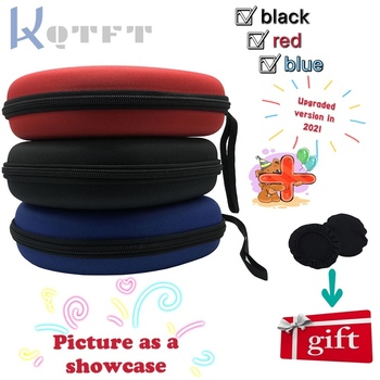 Earpads Protection Carrying Box Bag Case Storage Package Earphone  for B&O Play 2i , B&W P5 Headphone