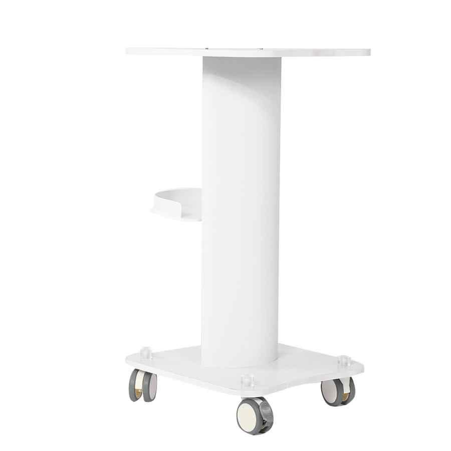 ABS Красивая тележка для салона салон использование пьедестал передвижная тележка колесо Алюминиевый Стенд домашний стул
