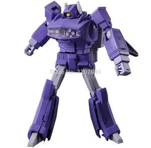 Image 2 - G1 Shockwave Meesterwerk Met Licht Transformatie MP 29 Ko Collection Action Figure Robot Speelgoed