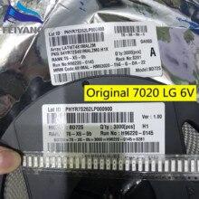 1000pcs מיוחד 2 עבור LG LED LCD תאורה אחורית טלוויזיה יישום LED 1W 6V 7020 מגניב לבן LCD תאורה אחורית טלוויזיה טלוויזיה יישום BD72S/BD72C