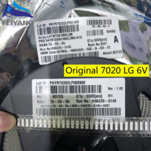 1000pcs SPECIAL 2 For LG LED LCD Backlight TV Application LED 1W 6V 7020 Cool white LCD TV Backlight TV Application BD72S/BD72C
