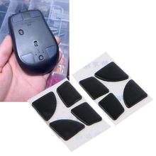 2Sets Mouse Feet Sticke Mouse Skates Pads Replacement Mouse Feet for logitech MX Anywhere 2S Mouse X3UB