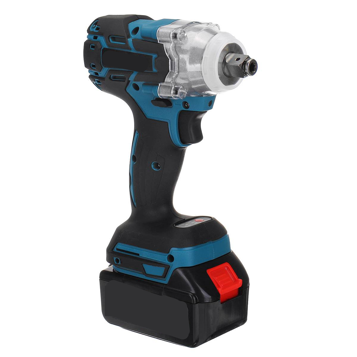 388vf Electric Impact Wrench Brushless Cordless 1/2inch Power Tools 15000Amh Li Battery +LED light Adapt to Makita 18V Battery