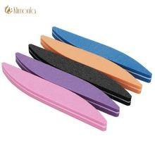 5 шт/лот профессиональный блок пилок для ногтей буфер ивовые