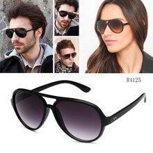 DPZ men's colorful classical frog ladies sunglasses rays ocu
