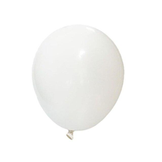 White Pastel Balloons Garland Arch Set Balloons Type of Wholesale: No