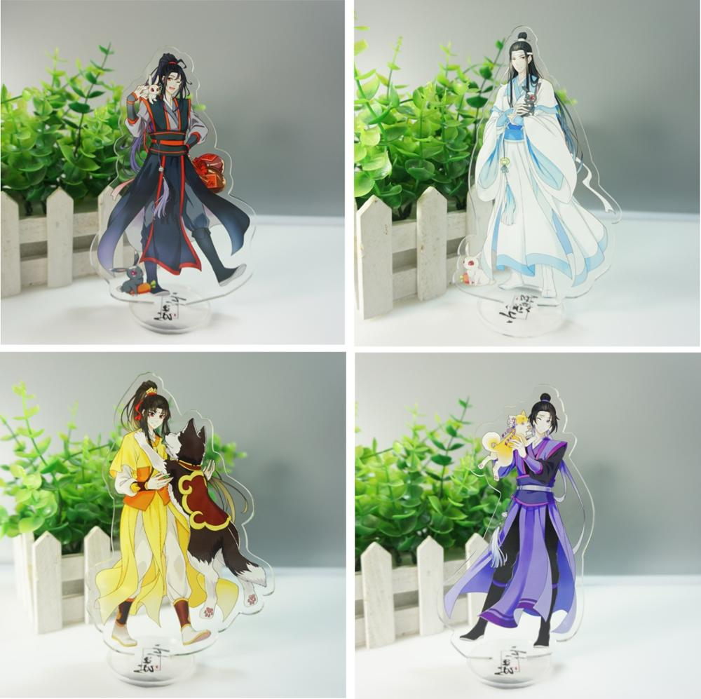Anime Mo Dao Zu Shi  Acrylic Stands Large Size Characters Acrylic Ornaments Fans Gift Anime Around