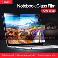 KPAN Anti-blu Notebook Flessibile Pellicola di Vetro per 12 13 14 15 17 pollici 16:9 dello schermo Del Computer Portatile Lenovo ASUS HP Xiaomi Dell