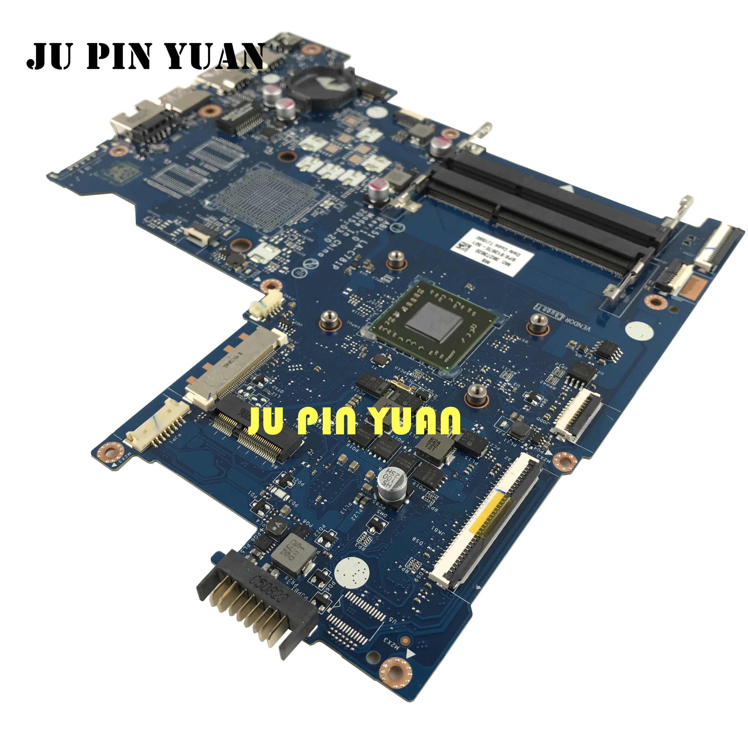 813970-001 813970-501 ABL51 LA-C781P Voor Hp Notebook 15Z-AF Serie Moederbord A8-7410 Alle Functies Volledig Getest