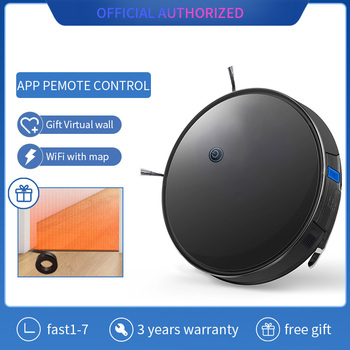 Multifunctional Robot Vacuum Cleaner For Home Sweep & Wet Mop Automatic Carpet Collect Pet Hairs WIFI App Remote Control Robot free to russia robot vacuum cleaner multifunctional vacuum sweep mop flavor lcd screen virtual blocker schedule selfcharge