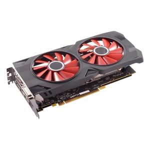 Image 4 - XFX AMD Radeon RX 570 8GB 그래픽 카드 GPU RX570 8GB DDR5 256Bit PC 비디오 카드 데스크탑 컴퓨터 게임 OW PUBG 비디오 카드 사용