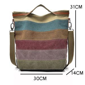 Image 5 - GOPLUS NewCrossbody Bags for Women 2020 Canvas Handbag Womens Shoulder Bag feminina sac a main femme bolso mujer torebka damska