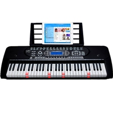 61 Key Multifunctional Digital Electric Piano Digital Music Keyboard Key Board Beginner Electronic Piano For Kids Children Gift