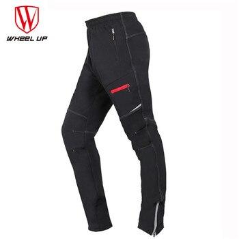 Wheel Up-pantalones de ciclismo impermeables para hombre y Deportes de equitación pantalones...