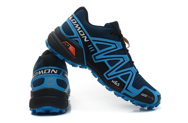¡Novedad de 2020! Zapatos deportivos Salomon Speed Cross 3 para hombre, zapatos deportivos para caminar al aire libre, trotar Zapatos Salomon hombre - 3
