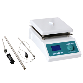 Laboratory SH-4C  5000ml  Magnetic Stirrer Hot Plate with Magnetic Stir Bar Temperature Digital Control Display new lab magnetic stirrer with heating control plate digital display 85 2 hotplate mixer 220v 110v