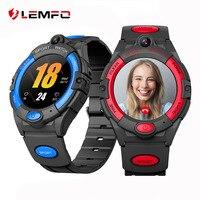 LEMFO Kids Smart Watch 4G videochiamata GPS Smartwatch con SIM Card impermeabile Baby Smart Watch per bambini Android Phone Watch