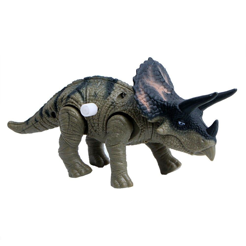 Dinosaur Clockwork Toy Children's Kid's Favorite Simulation Dinosaur Figurines Skeleton Toy Model