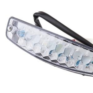 Image 3 - Luces LED de freno traseras universales, luz trasera de señal de giro para motocicleta Yamaha Suzuki Honda ATV Quad Kart, 1 Uds.