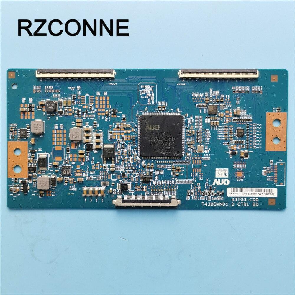 T-con Board For TCL L43E5800A-UD Logic Board 43T03-C00 T430QVN01.0 CTRL BD