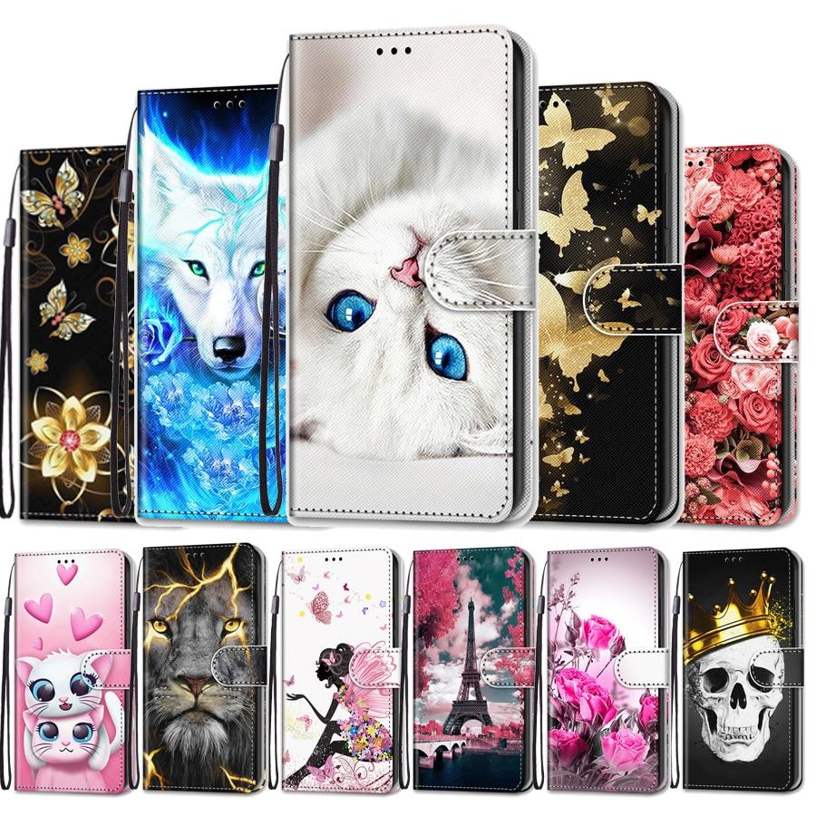 For Samsung Galaxy J1 J3 J5 2016 Flip Case Leather Cover for Samsung Galaxy J5 J3 2017 Phone Case Wallet Stand Holder Cat Funda