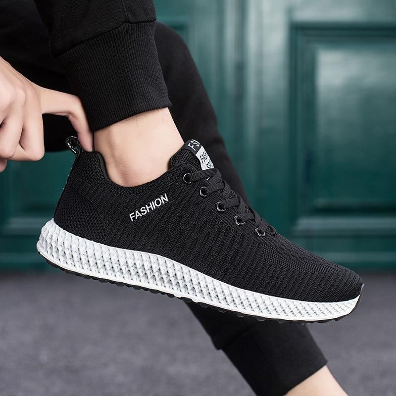 Chaussures pour hommes léger résistant à l'usure anti-dérapant bas pour aider les hommes chaussures de course mode hommes chaussures décontractées 3 couleurs en option