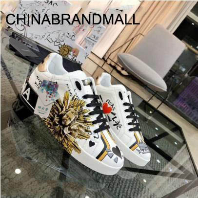 2020 New Men's Shoes, Replicate The Top Version Of Imported Cowhide To Create Graffiti Patterns, Rivets, Diamonds Inside Cowhide