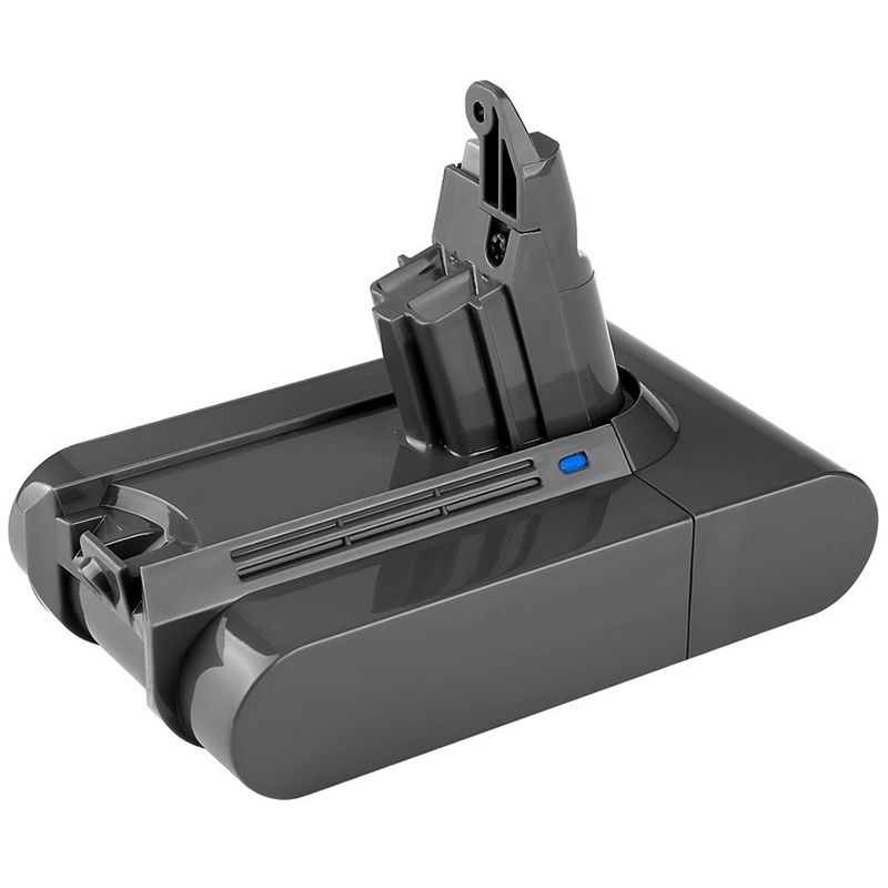 21.6V 3000Mah Li Ion Battery Replacement For Dyson Battery 3.0Ah V6 Dc61 Dc62 Dc72 Dc58 Dc59 Dc72 Dc74 Vacuum Cleaner 965874 02|Squeegees| |  - title=