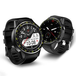 Image 1 - GPS smart watch F1 With SIM Card Camera heart rate monitoring altitude pressure outdoor sport watch for phone