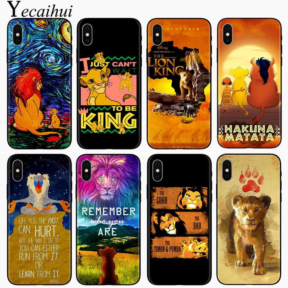Funda para iPhone 7 y iPhone 8 Oficial de Disney Simba y Nala